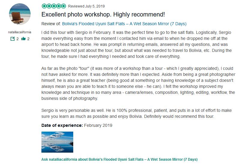 Photo tours tripadvisor review 2