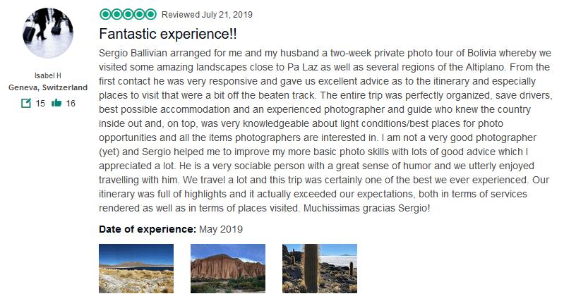 Photo tours tripadvisor review 5